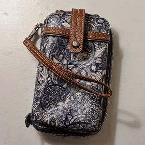 Sak Roots Wallet - Phone wallet